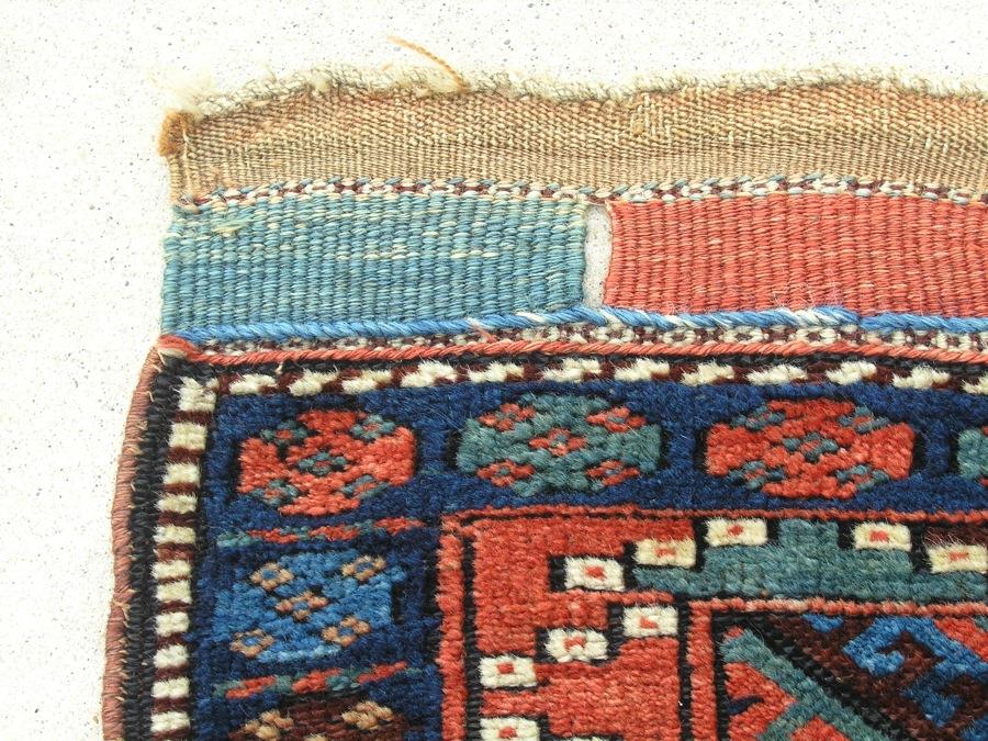Collector Rare Huge Antique Persian Nomad Jaff Jaf Kurd
